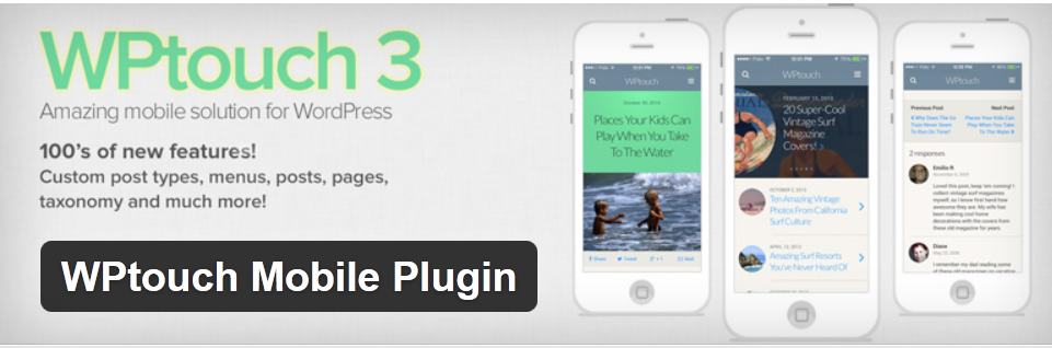make your wordpress mobile friendly plugin wordpress mobile seo logo