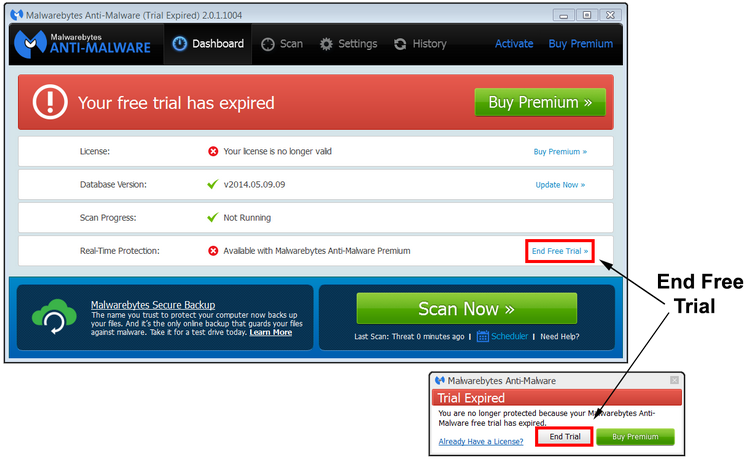 malware-bytes-revert-to-free-end-free-trial-recover-from-expired-trial-purchase-to-free-to-protect-your-pc-from-spyware