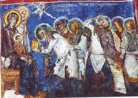 Nativity of Christ Rojdesetvo hristovo Christmas 24-th against 25-th December and 6-th against 7th-January both correct and unifying the One Holy Apostolic Orthodox Church