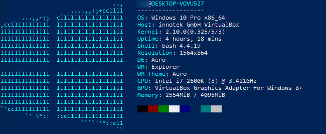 neofetch-microsoft-windows-hardware-command-line-report-tool-screenshot