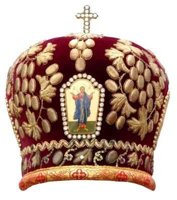 Orthodox Bishop Crown