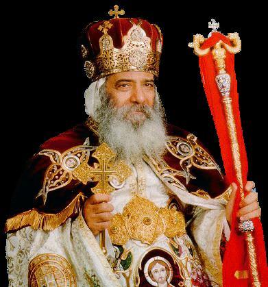patriarch__Shenouda-of-coptic-oriental-orthodox-Church