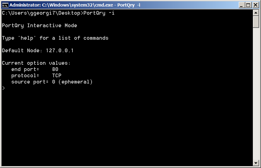 portqry-windows-native-security-port-network-scanner-nmap-equivalent-interactive-mode-screenshot
