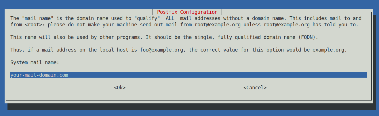 postfix-configuration-debian-linux-screen
