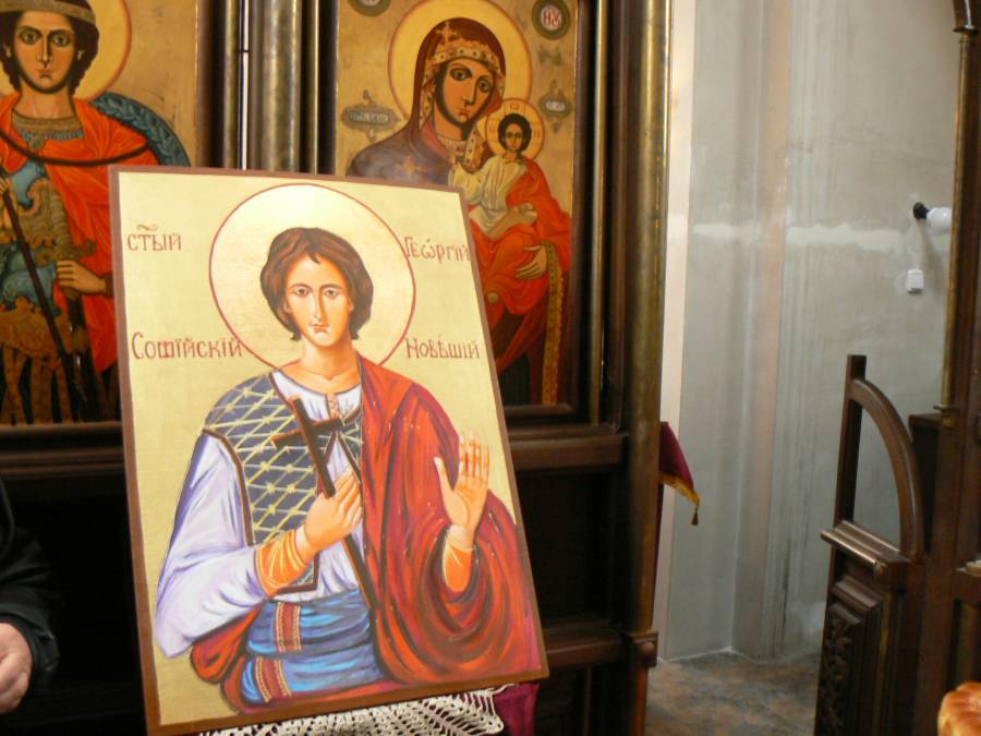 saint-Georgi-Sofijski-saint-great-martyr-George-and-The-Mother-of-God-iconostasis