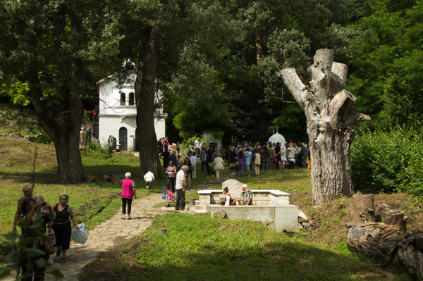 saint-Marina-Botevo-Monastery-near-Dobrich-yearly-gathering