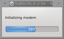 sakis3g initializing modem screenshot 9