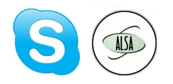 Making Skype work with Alsa on Debian GNU / Linux