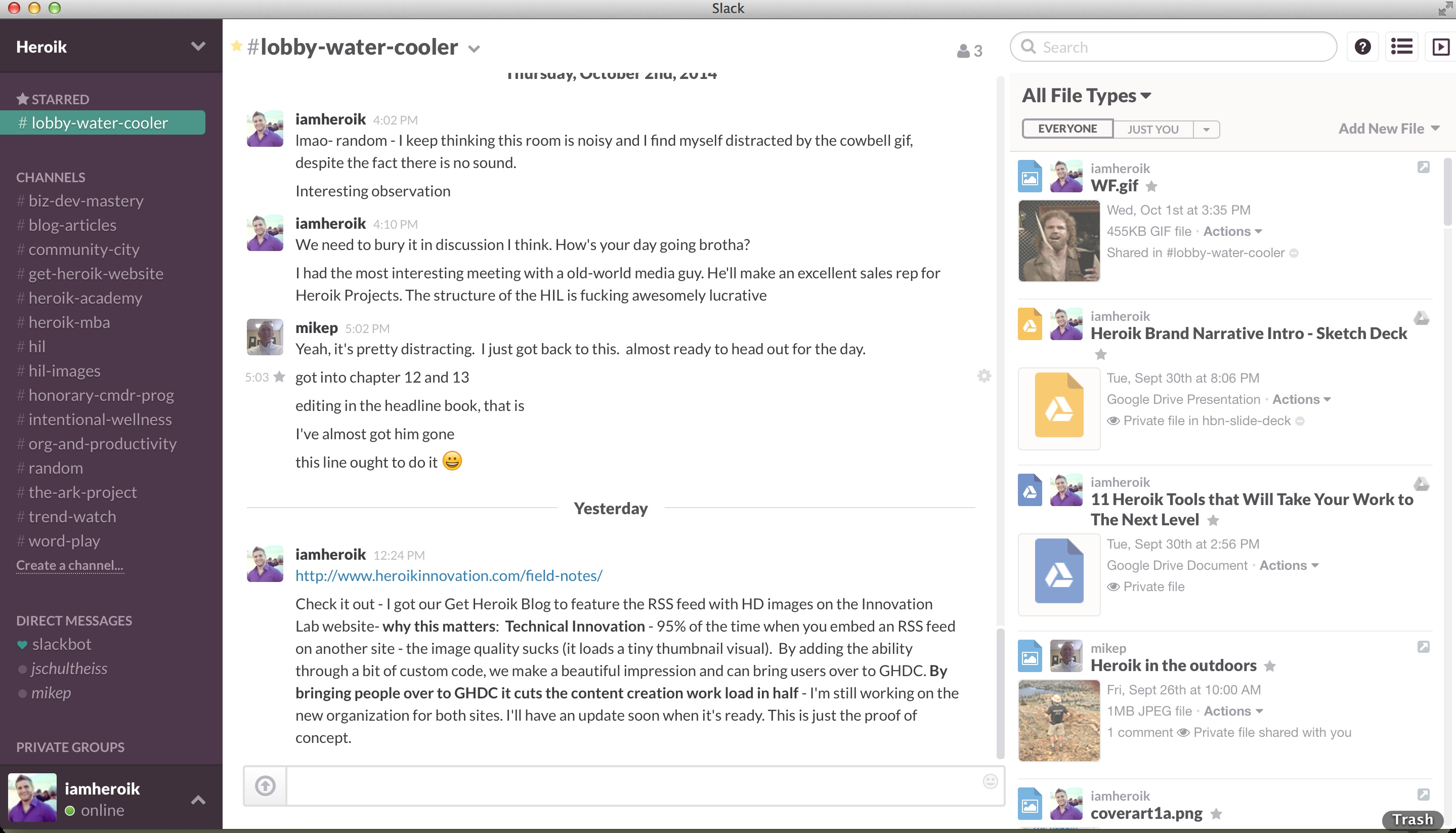 slack-web-communication-client-in-webbrowser-screenshot