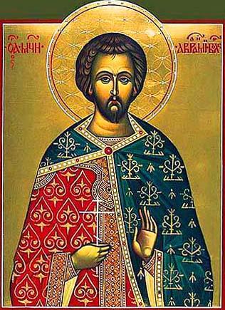 saint Abraham the Bulgarian, sv. Avramii Bolgarski