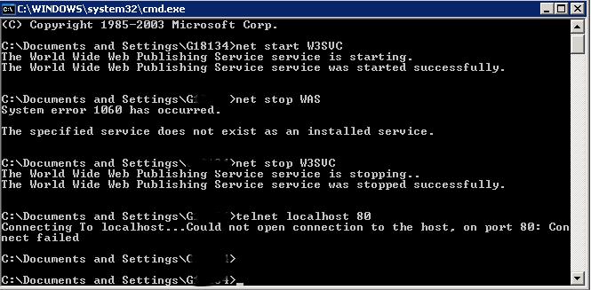 stop-microsoft-IIS-webservice