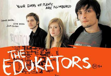 The Edukators movie cover