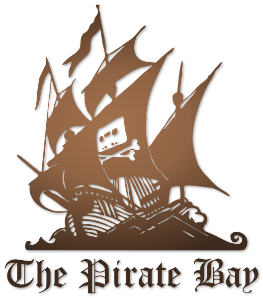 The Piratebay website logo