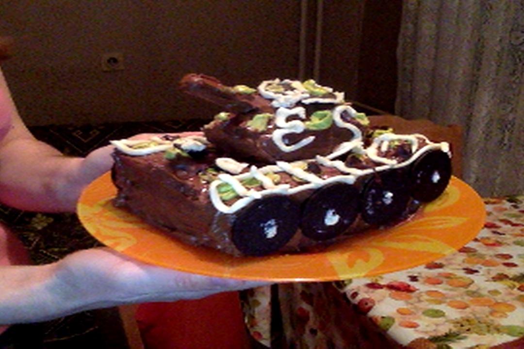 Tort Tank of Svetka