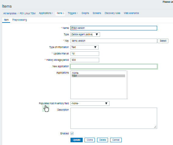tsm-version-item-zabbix-screenshot
