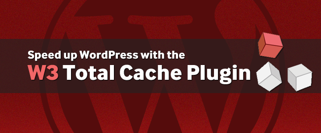 w3 total cache logo wordpress speed up w3tc