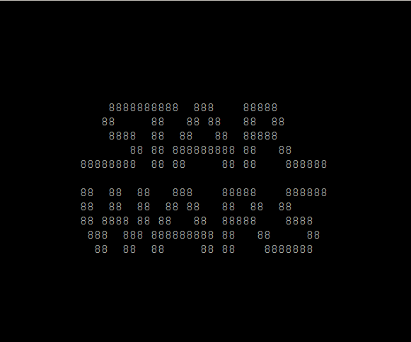 watch all star_wars episode 1 in ascii art video