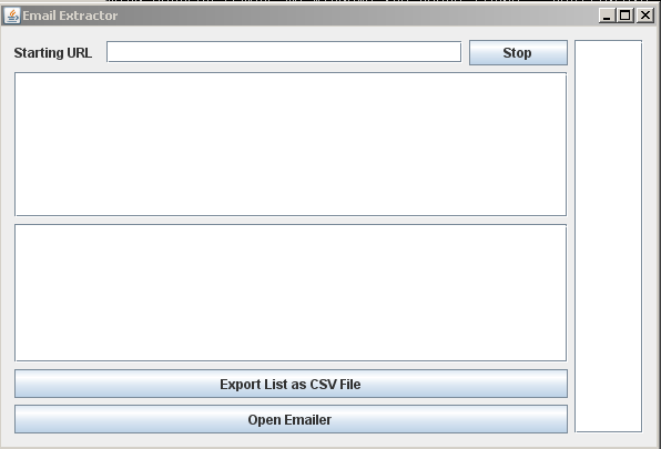 Extract Collect all emails from website email extractor on Windows