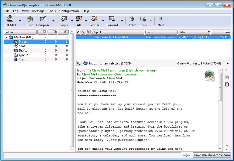 windows_claws-email-lightweight-email-client-screenshot