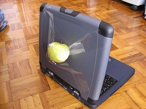 A Real Apple PC